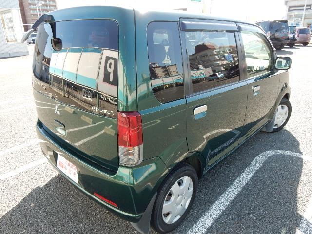 リアアンダーミラーが後方の見えない部分をカバー☆駐車時なども安心です★