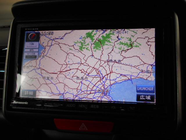 純正SDナビ付き!知らない場所でも大丈夫!ドライブも安心です!