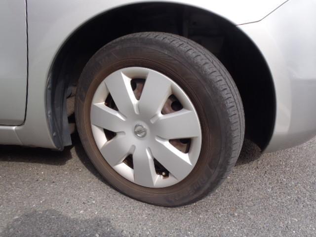 ★タイヤの溝も十分にあります♪