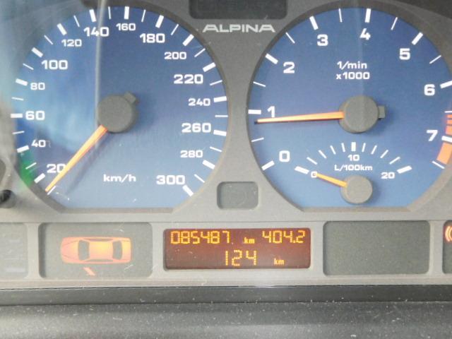 走行85487km