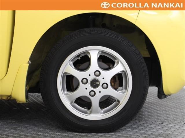 外品13インチアルミ!タイヤサイズは155/65R13です。