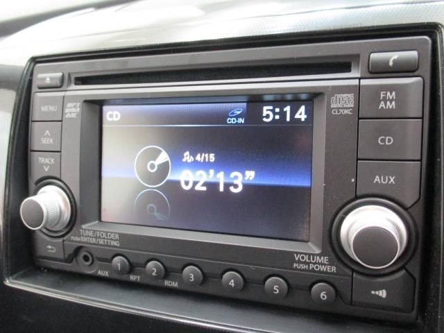 バックモニター付CDチューナーです。ナビの取り付けも承ります。