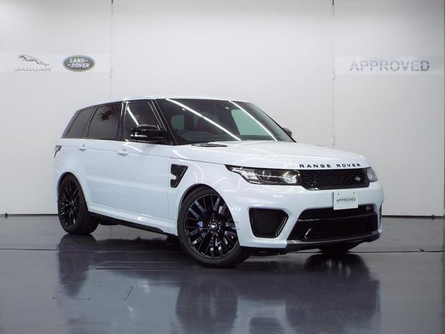 Land Rover Range Sport Svr 2017 White M 3 000 Km Details Anese Used Cars Goo Net Exchange