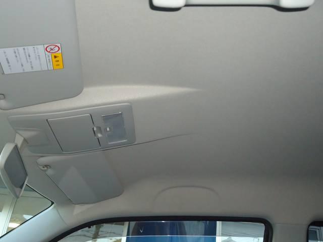 禁煙車両なので、天井の汚れなど一切なくとてもきれいですよ。