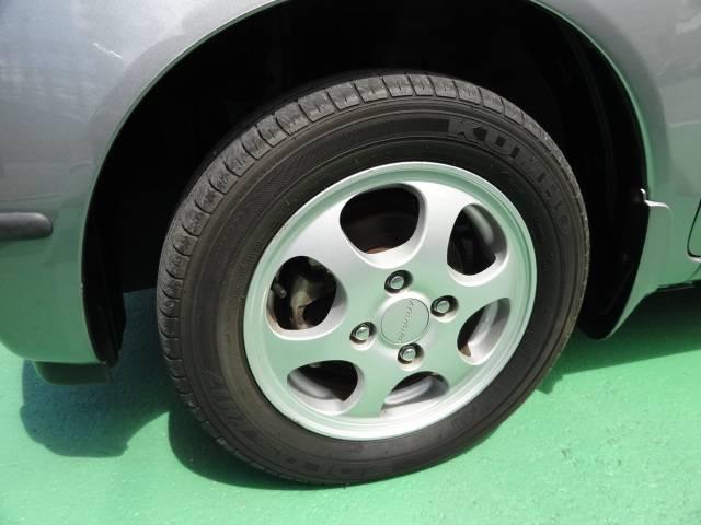 GooPLUS車なのでタイヤ新品です♪