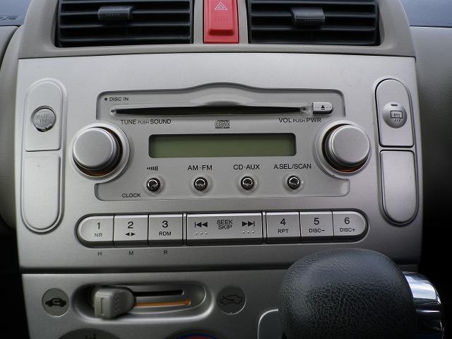 純正オーディオ(CD,AUX,ラジオ)   ★内外装クリーニング済★安心の点検整備付★保証付★   ご購入後、お車のオイル交換を2回無料でさせて頂きます!  自社ローン取扱店。お気軽にご相談ください。