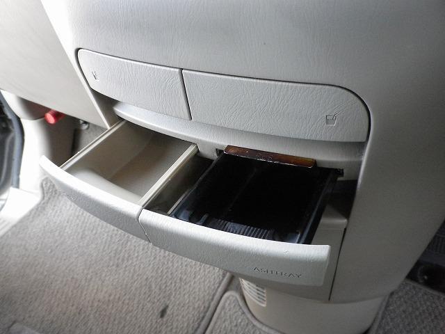 灰皿&センターポケット   ★内外装クリーニング済★安心の点検整備付★保証付★購入後、お車のオイル交換を2回無料でさせて頂きます!   自社ローン取扱店。お気軽にご相談ください。