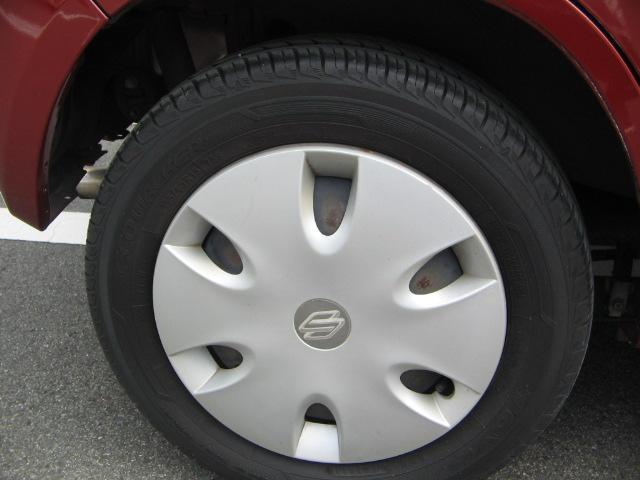 タイヤの山は充分あります!