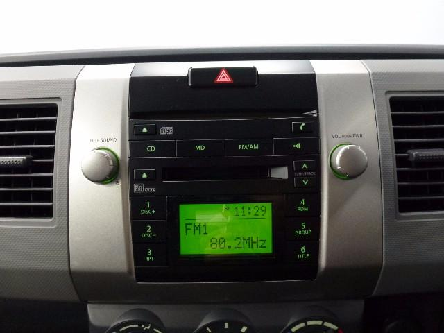 CD+AM/FMラジオです♪純正オーディオは音が悪い?是非、ご自身でお確かめ下さい♪
