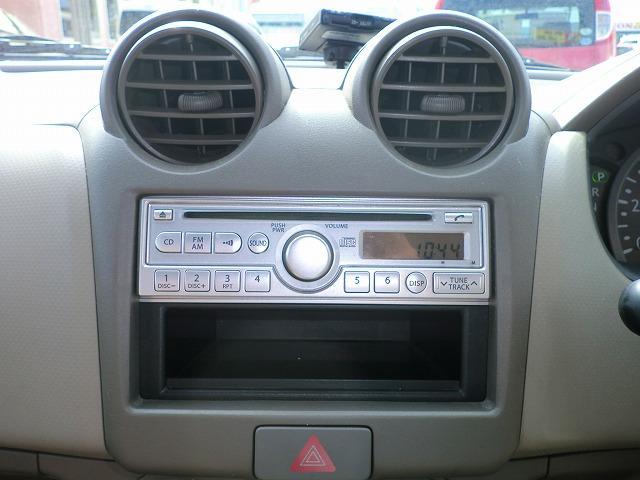 CD・AM・FM動作okです♪