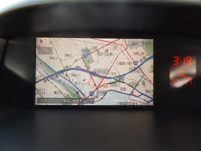 純正HDDインターナビゲーションバックカメラ付き■DVDビデオの再生や音楽取込みミュージックサーバー機能も御座います■