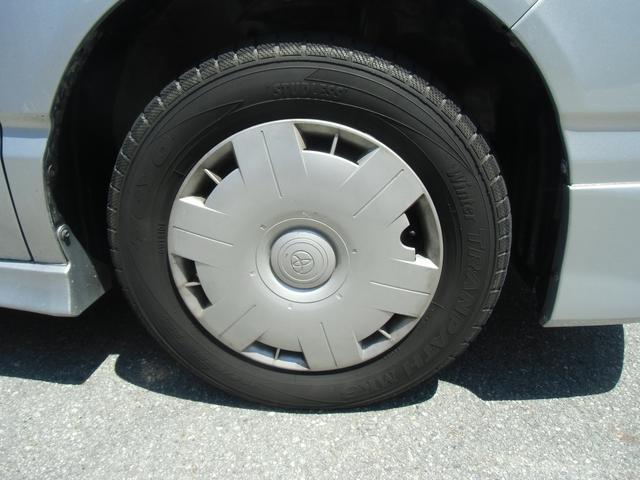 タイヤの溝は沢山有ります!!