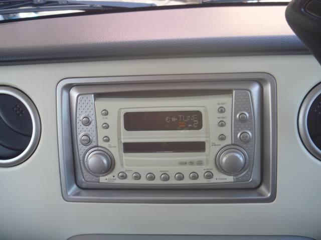 CD/MDオーディオ付で快適ドライブ♪