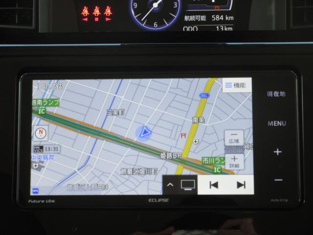 カスタムG S 新型 フルセグナビ バックカメラ ETC(3枚目)