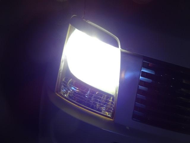 社外LEDヘッドライト!