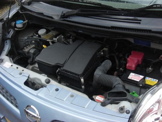 エンジンオイル交換などの基本点検整備後100km以上の試乗運転済みです。
