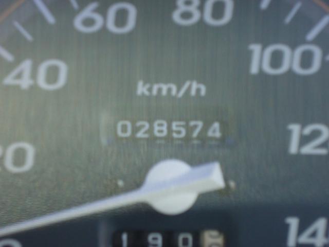 実走行28574km