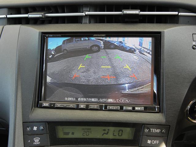 カラーバックカメラも装備で車庫入れも安心!ビルトインETCも付いてます!
