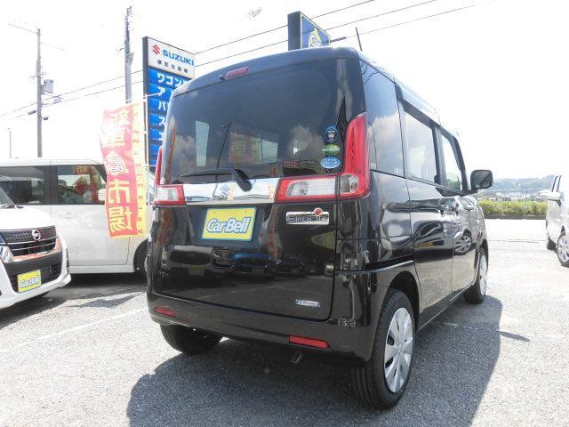 Gリミテッド 新車-福車オプション10点付 ナビ Bカメラ(4枚目)