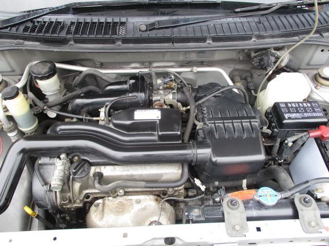 エンジン調子いいです!
