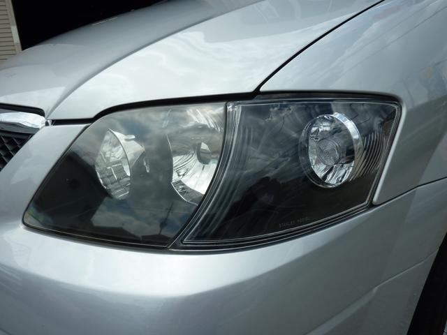 純正HIDヘッドライト スモール旧は白色LEDに交換済み!
