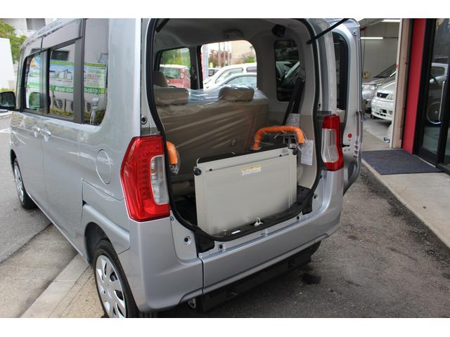 スローパーL 福祉車両 車いす移動車(13枚目)