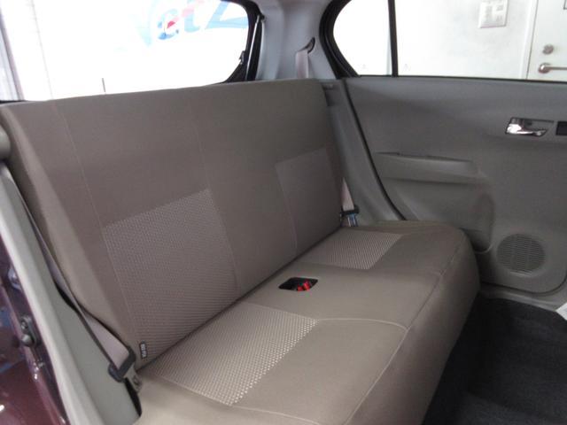 後席も清潔キレイにしています☆安心してお子様にも乗っていただけます。