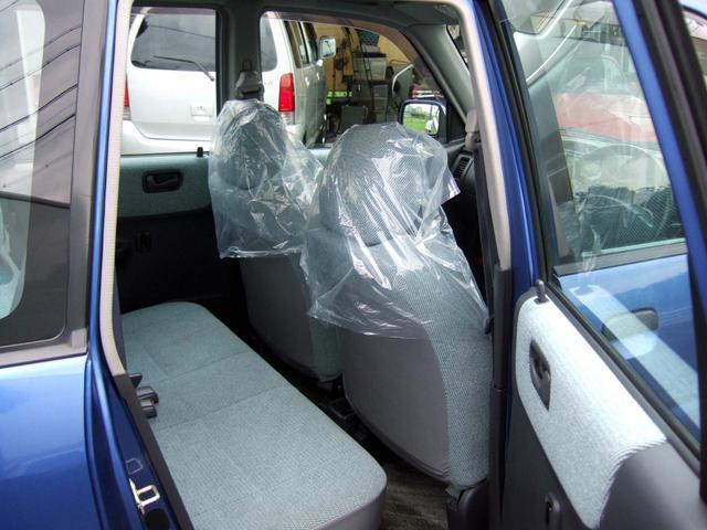 大きな傷、凹み有りません♪もちろん全車整備渡し!リヤシートもかなり使えますよ☆
