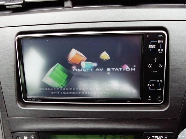 HDDナビゲーション搭載☆DVD再生可能!長距離のドライブでもラクラクですよ☆そしてミュージックサーバー機能も付いておりますので、CDの録音もでき、CDなしで音楽を聴く事が可能になります☆