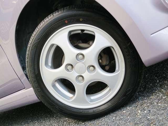 当店では、格安にて新品タイヤや中古タイヤを取り扱っております!お気軽にご相談ください!