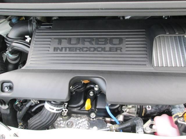 ◎CVTを使った燃費の良いターボ車ですよ 当然アイドリングストップも装備されています!!