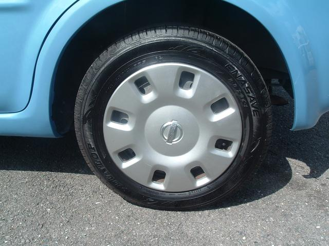 タイヤは純正カバー ダンロップエナセーブ エコタイヤに交換済みです。