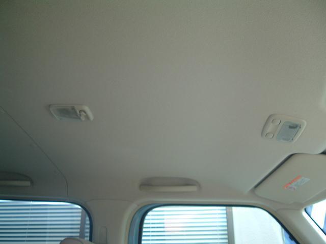 天井もご覧の通りキレイです。