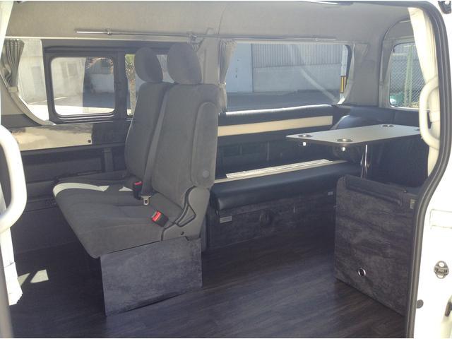 GL レクビィ Tスタイル 4WD キャンピングカー 車中泊(9枚目)
