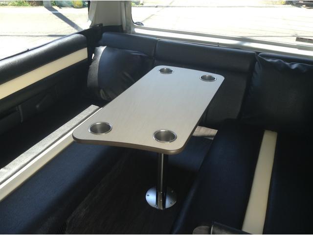 GL レクビィ Tスタイル 4WD キャンピングカー 車中泊(11枚目)