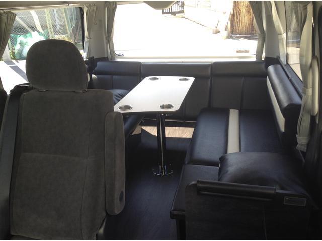 GL レクビィ Tスタイル 4WD キャンピングカー 車中泊(12枚目)