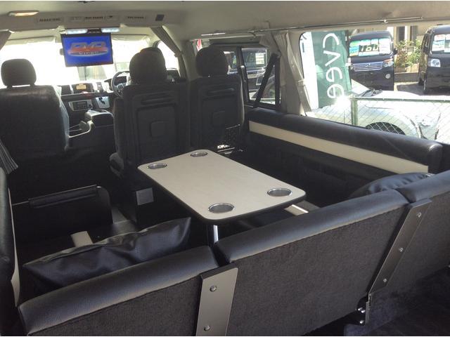GL レクビィ Tスタイル 4WD キャンピングカー 車中泊(13枚目)