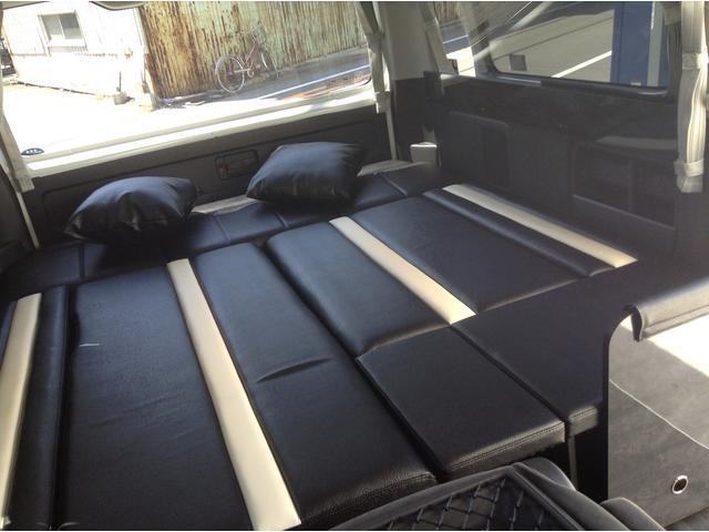 GL レクビィ Tスタイル 4WD キャンピングカー 車中泊(18枚目)