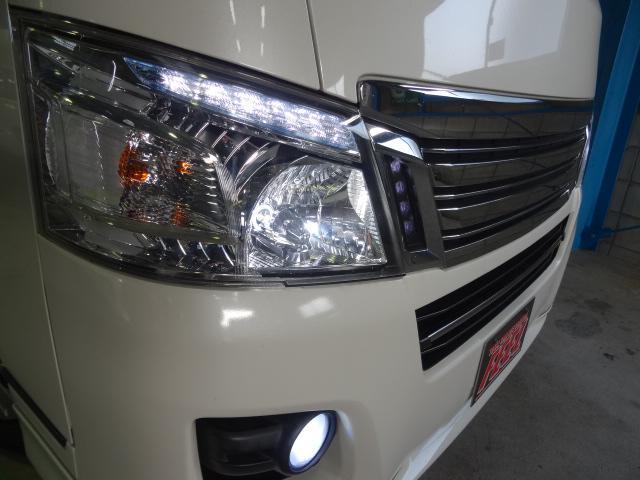 ライダーインテリアPK-GX 5ナンバー乗用車登録8人乗り(3枚目)