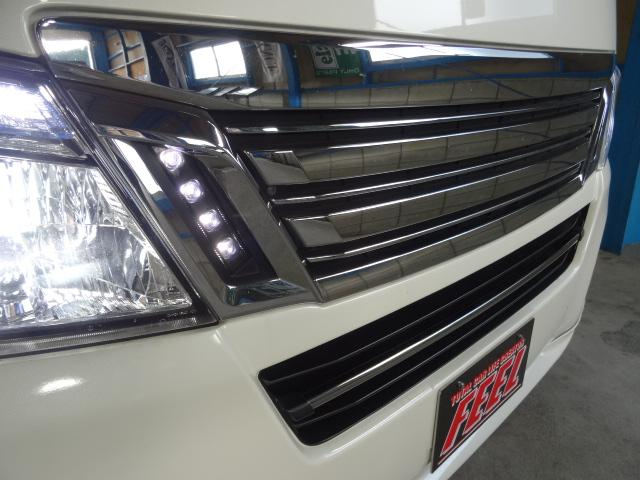 ライダーインテリアPK-GX 5ナンバー乗用車登録8人乗り(4枚目)