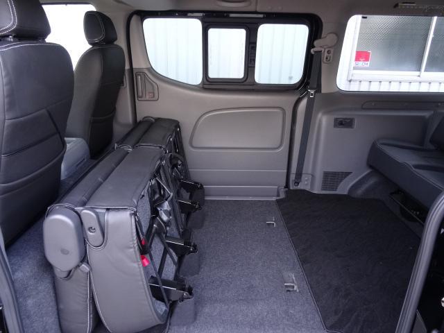 ライダーインテリアPK-GX 5ナンバー乗用車登録8人乗り(13枚目)