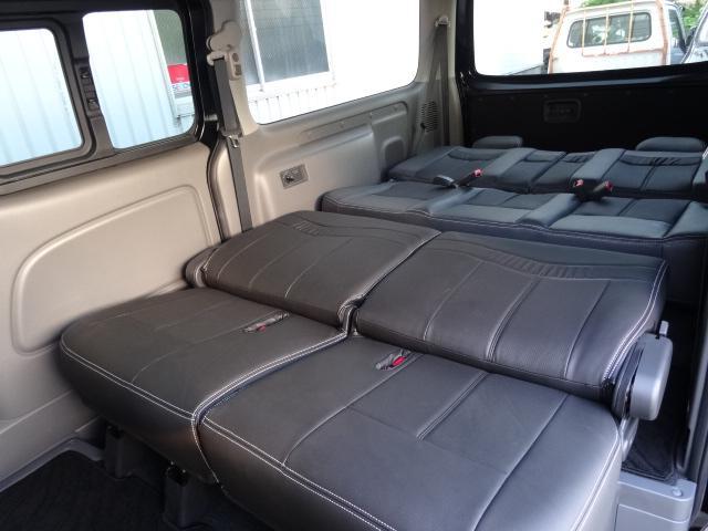 ライダーインテリアPK-GX 5ナンバー乗用車登録8人乗り(16枚目)