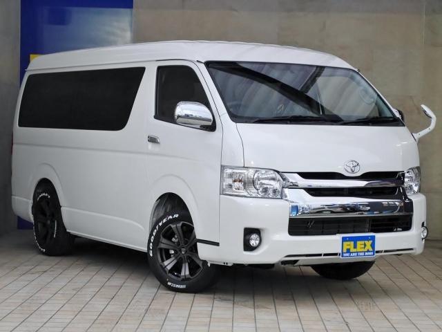 2.7 GL ロング ミドルルーフ 4WD アレンジST(4枚目)