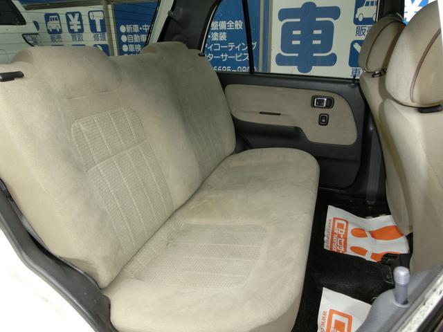 車内クリーニングにて綺麗に保たれております。納車時は再度クリーニングを致します。
