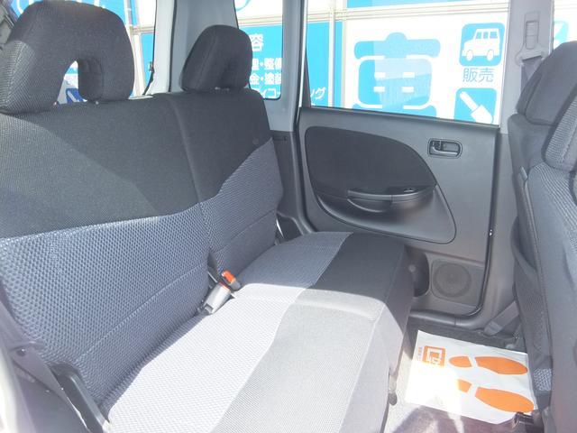 リヤシートに250mmの左右一体式ロングスライドおよびワンモーション荷室フラット機構を採用♪
