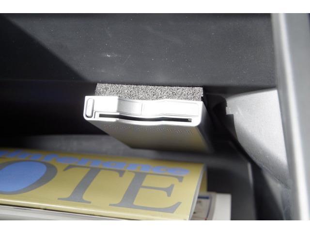 【ETC車載器】が装備されています。セットアップをしてお渡しとなり、ETCカードを差し込むだけで高速道路の利用が可能です。