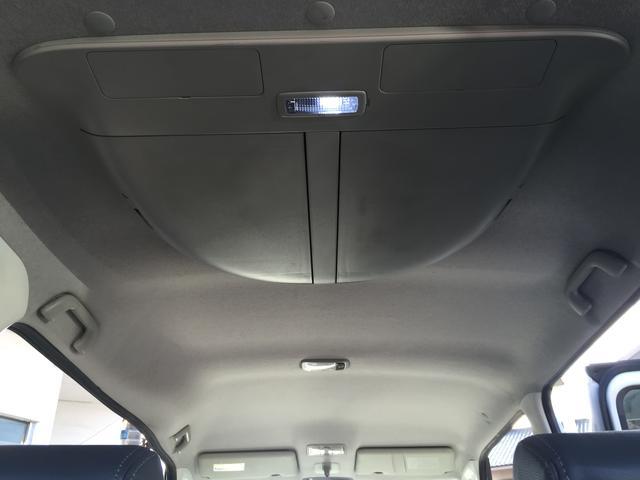 車内天井も清潔感がありきれいです!!