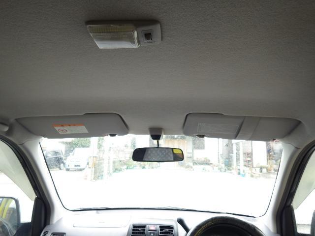 車内の天井です!