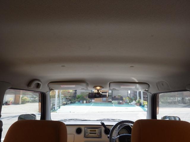 車内の天井♪