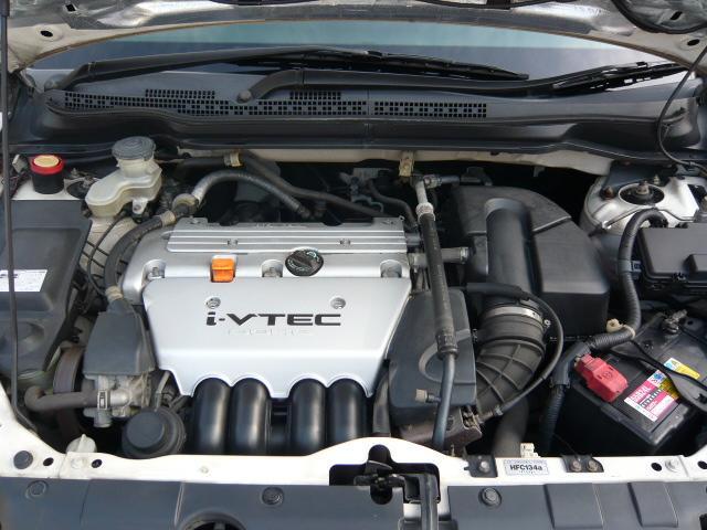 VTECエンジン!スムーズな加速